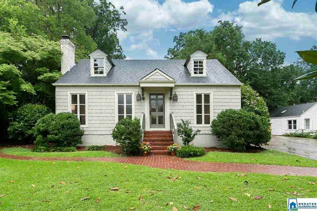 3805 Jackson Blvd, Mountain Brook, AL 35213 (MLS #887128) :: Howard Whatley