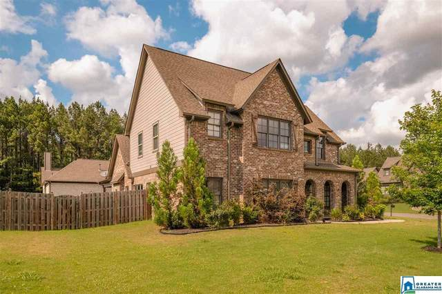 1101 Dunsmore Dr, Chelsea, AL 35043 (MLS #887146) :: Howard Whatley