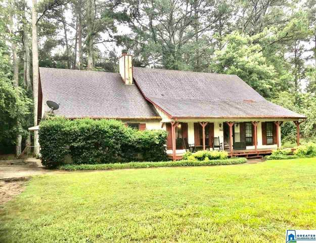 112 Forest Pkwy, Alabaster, AL 35007 (MLS #887147) :: Howard Whatley