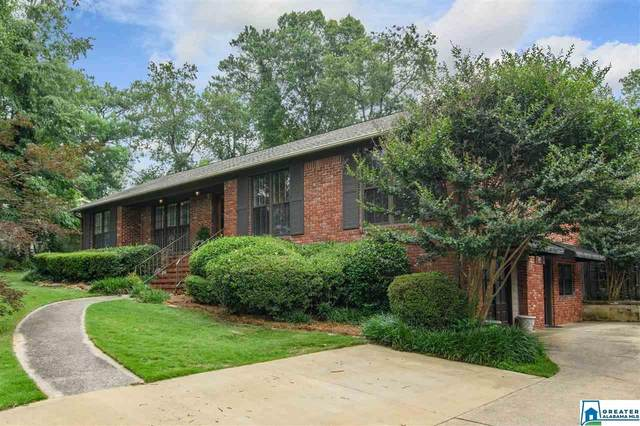 909 Granbury Rd, Vestavia Hills, AL 35216 (MLS #887158) :: Howard Whatley