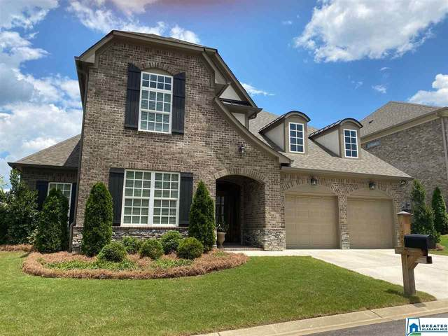 4693 Jackson Loop, Vestavia Hills, AL 35242 (MLS #887166) :: Bentley Drozdowicz Group