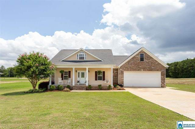 57 Castleberry Way, Jacksonville, AL 36265 (MLS #887189) :: Howard Whatley