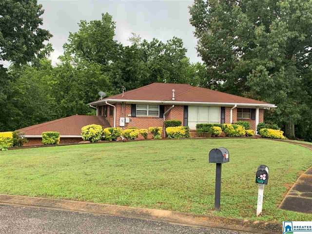 801 Pleasant Grove Rd, Pleasant Grove, AL 35127 (MLS #887336) :: Josh Vernon Group