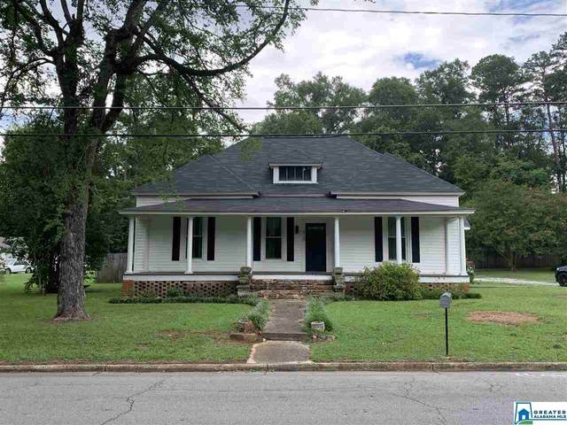 310 Mountain St NE, Jacksonville, AL 36265 (MLS #887391) :: Gusty Gulas Group