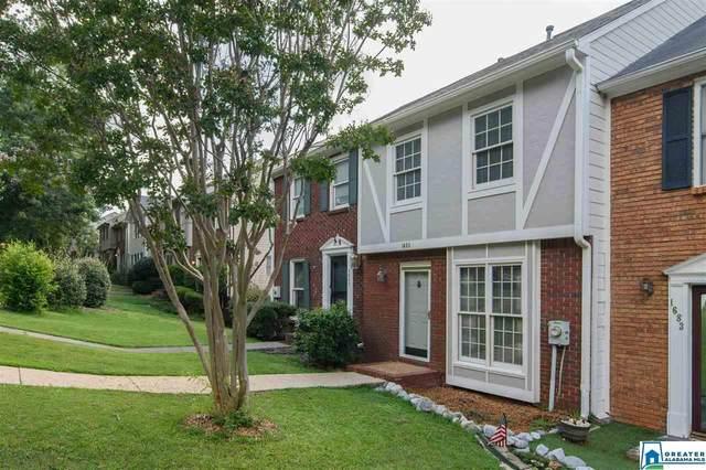 1685 Ashwood Ln, Homewood, AL 35209 (MLS #887531) :: LIST Birmingham