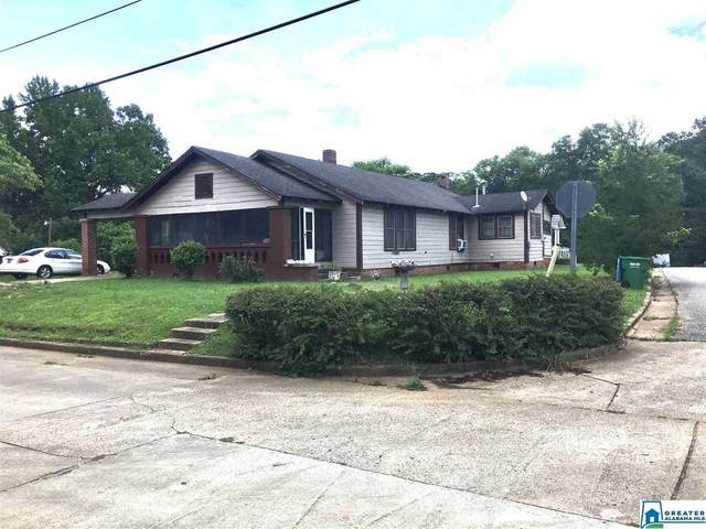 210 S Nashville Ave, Sylacauga, AL 35150 (MLS #887669) :: Bentley Drozdowicz Group