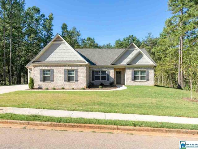 379 Countryside Cir, Calera, AL 35040 (MLS #887770) :: LocAL Realty