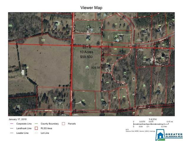 00 Talladega Creek Rd #1, Talladega, AL 35160 (MLS #887794) :: Bentley Drozdowicz Group
