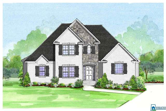 1012 Willow Branch Trl, Chelsea, AL 35043 (MLS #887814) :: LIST Birmingham