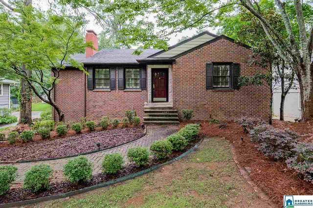 1704 Kensington Rd, Homewood, AL 35209 (MLS #887830) :: Howard Whatley