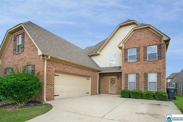 1024 Seminole Pl, Calera, AL 35040 (MLS #887854) :: Bentley Drozdowicz Group