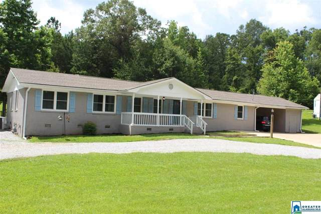 904 Vaughn Dr, Weaver, AL 36277 (MLS #888073) :: Howard Whatley