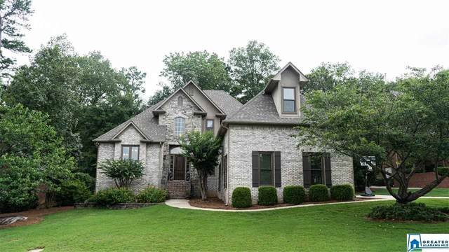 901 Persimmon Pl, Hoover, AL 35226 (MLS #888080) :: Howard Whatley