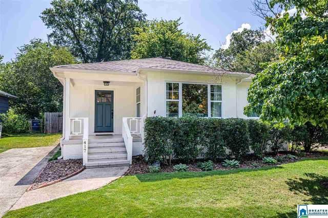 417 Berry Ave, Homewood, AL 35209 (MLS #888284) :: Bentley Drozdowicz Group