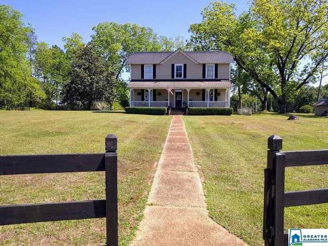9088 Hwy 431, Lafayette, AL 36862 (MLS #888785) :: Howard Whatley