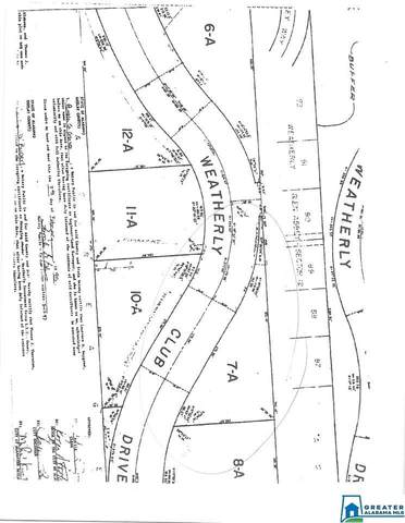 Lot 7-A Weatherly Club Dr 7-A, Alabaster, AL 35007 (MLS #888887) :: JWRE Powered by JPAR Coast & County