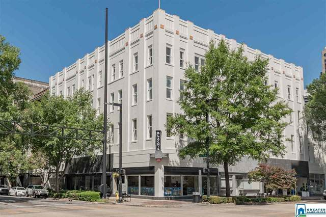 300 20TH ST N #207, Birmingham, AL 35203 (MLS #889101) :: Sargent McDonald Team