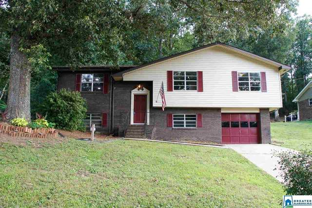 1414 Herndon Dr, Weaver, AL 36277 (MLS #889125) :: Howard Whatley