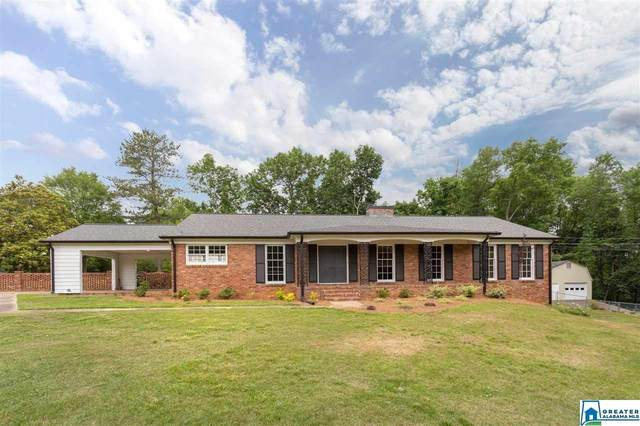 2201 Henry Rd, Anniston, AL 36207 (MLS #889283) :: Bailey Real Estate Group