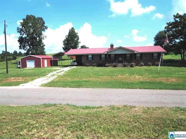 1555 Fosters Rd, Delta, AL 36258 (MLS #889288) :: Howard Whatley