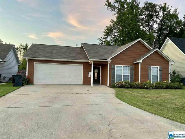 829 Meriweather Dr, Calera, AL 35040 (MLS #889317) :: Howard Whatley