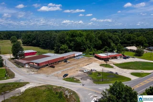 6716 Curry Hwy, Jasper, AL 35503 (MLS #889567) :: Bailey Real Estate Group