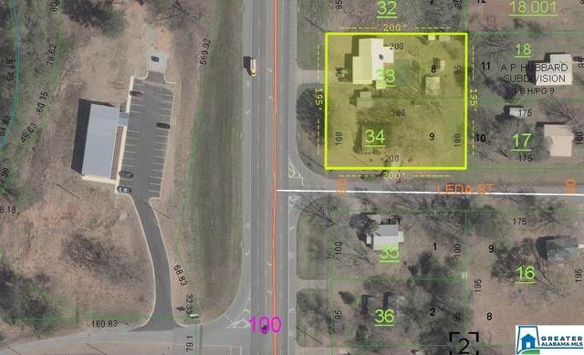1815 & 1809 Golden Springs Rd, Anniston, AL 36207 (MLS #890262) :: LocAL Realty