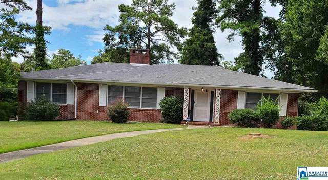 1200 Champaign Ave, Anniston, AL 36207 (MLS #890357) :: Bentley Drozdowicz Group