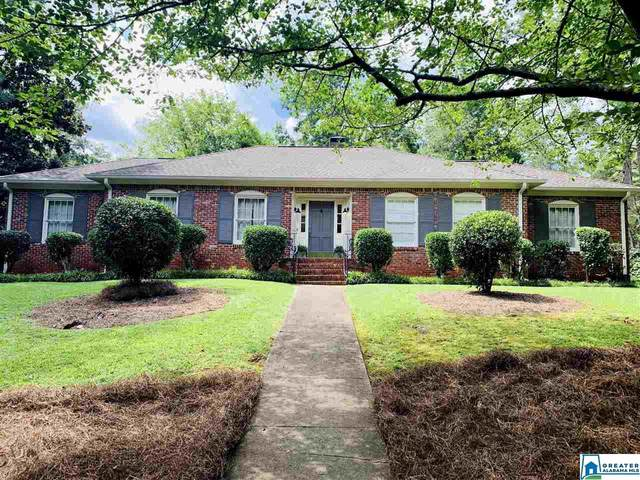 3540 Spring Valley Rd, Mountain Brook, AL 35223 (MLS #890597) :: Howard Whatley