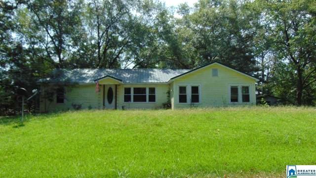 810 Peterson Ave, Thorsby, AL 35171 (MLS #890785) :: Josh Vernon Group