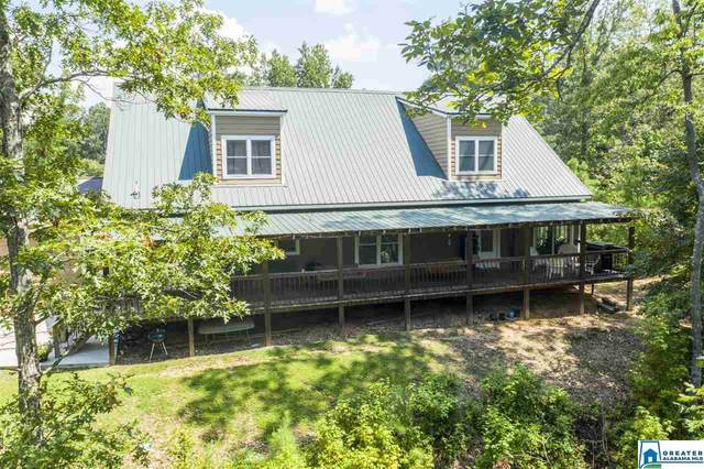 1234 Co Rd 46, Montevallo, AL 35115 (MLS #890827) :: Bailey Real Estate Group