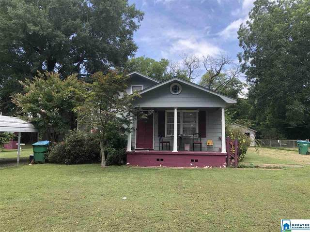 106 Patton St, Talladega, AL 35160 (MLS #890973) :: Howard Whatley