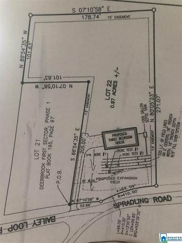 445 Spradling Rd Lot 22, Gardendale, AL 35071 (MLS #891157) :: Gusty Gulas Group