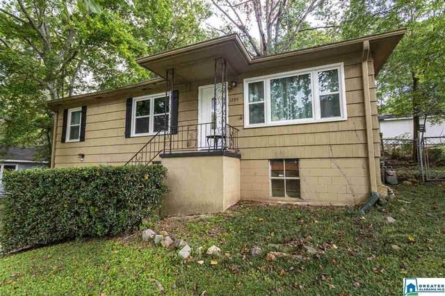 1205 Birchwood St, Birmingham, AL 35215 (MLS #891172) :: Bailey Real Estate Group