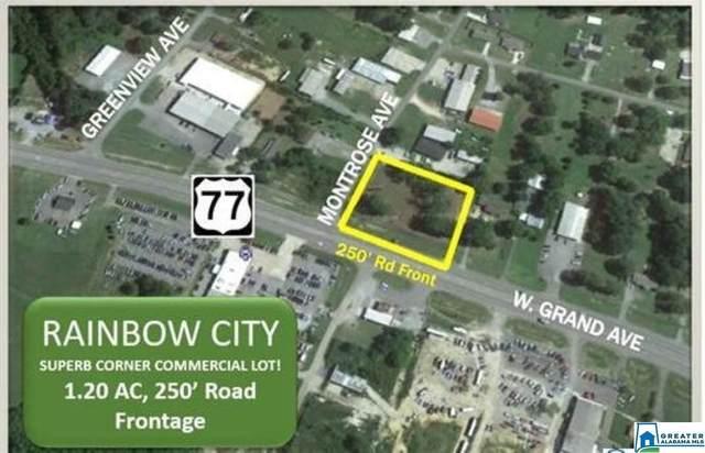 605 Grand Ave, Rainbow City, AL 35906 (MLS #891229) :: Josh Vernon Group