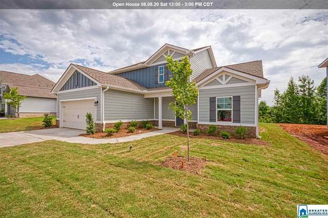 3585 Wind Ridge Ln, Bessemer, AL 35022 (MLS #891306) :: Josh Vernon Group
