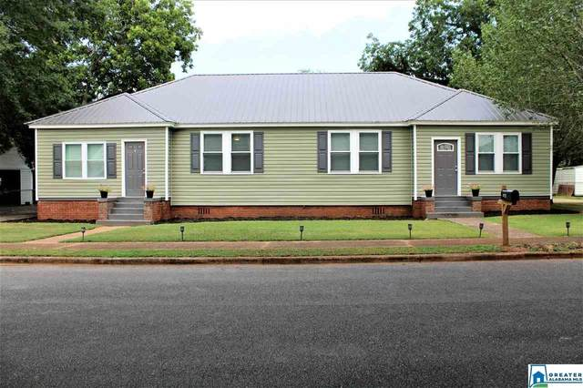 412 Talladega Ave, Talladega, AL 35160 (MLS #891536) :: JWRE Powered by JPAR Coast & County