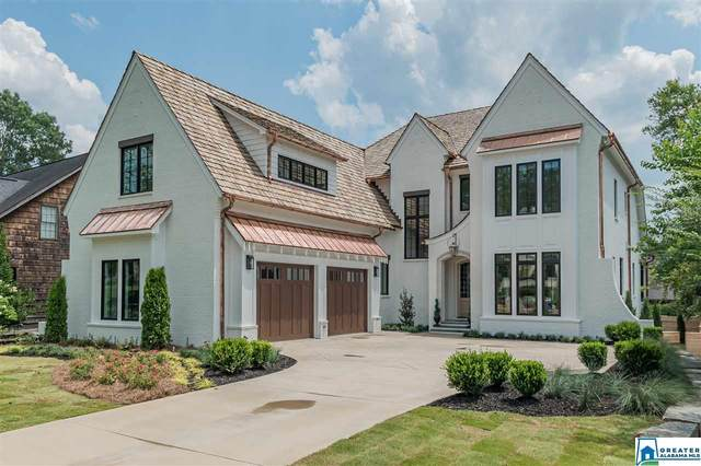 605 Dexter Ave, Mountain Brook, AL 35213 (MLS #891617) :: LocAL Realty