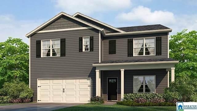 1304 Archer's Cove Ln, Springville, AL 35146 (MLS #891802) :: Bentley Drozdowicz Group