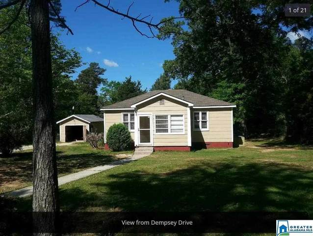 310 Dempsey Dr, Jacksonville, AL 36265 (MLS #891909) :: Bentley Drozdowicz Group
