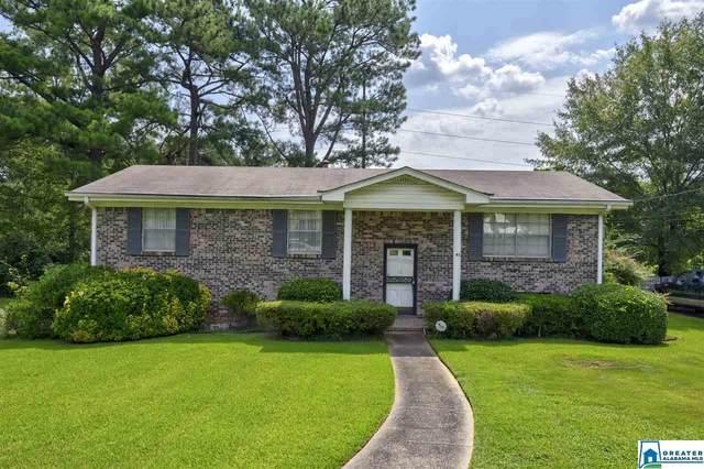 45 Linden Cir, Hueytown, AL 35023 (MLS #891935) :: Bailey Real Estate Group
