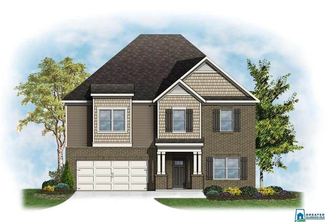 1168 Merion Dr, Calera, AL 35040 (MLS #891943) :: Bentley Drozdowicz Group