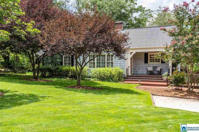 2 W Montcrest Dr, Mountain Brook, AL 35213 (MLS #891964) :: LocAL Realty