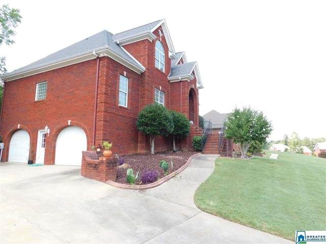 6046 Lakeside Dr, Mount Olive, AL 35117 (MLS #891971) :: LocAL Realty