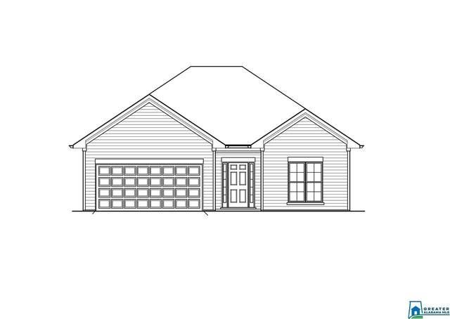 213 Bonnieville Dr, Calera, AL 35040 (MLS #892106) :: Bailey Real Estate Group