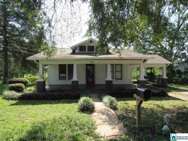 164 Michigan Ave, Thorsby, AL 35171 (MLS #892136) :: Amanda Howard Sotheby's International Realty