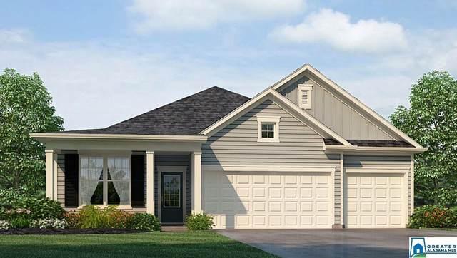 1288 Archer's Cove Ln, Springville, AL 35146 (MLS #892414) :: Bentley Drozdowicz Group