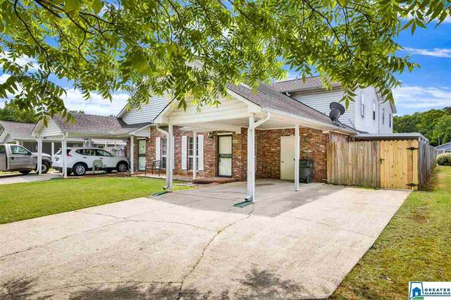 1822 Oakleaf Ln, Center Point, AL 35215 (MLS #892485) :: Bentley Drozdowicz Group