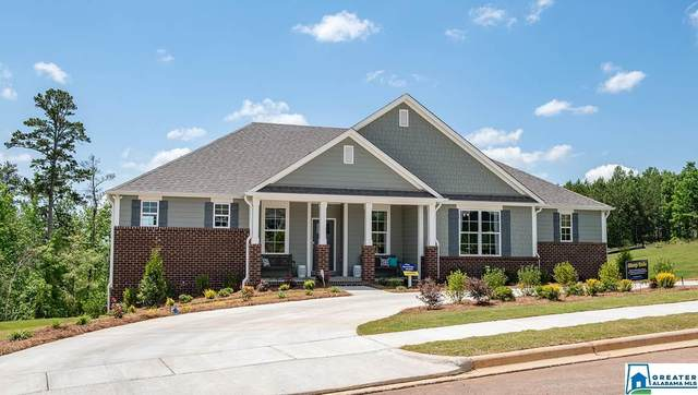6355 Winslow Parc Way, Trussville, AL 35173 (MLS #892650) :: Bailey Real Estate Group