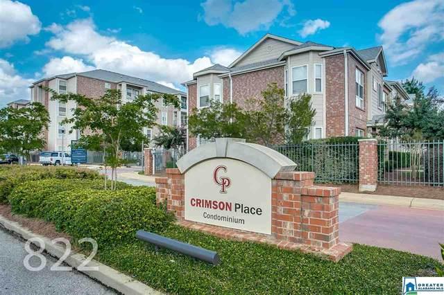 600 13TH ST E #822, Tuscaloosa, AL 35401 (MLS #892714) :: Bailey Real Estate Group
